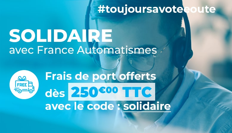 Solidaire avec France Automatismes